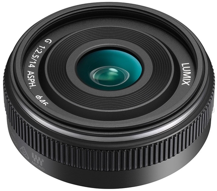 Panasonic Lumix G Vario 14mm f/2,5 ASPH. II