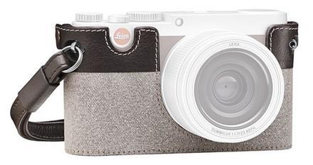 Leica kožené spodní pouzdro pro Leica X Vario (Typ 107) a X (Typ 113)