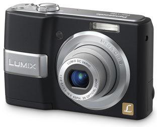 Panasonic Lumix DMC-LS80 černý