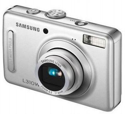 Samsung L310W stříbrný