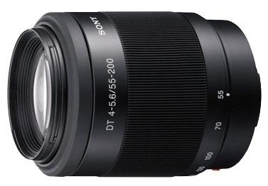 Sony 55-200 mm F 4-5,6