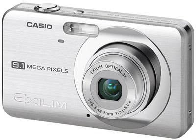 Casio EXILIM Z85 stříbrný