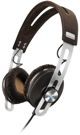 Sennheiser sluchátka Momentum On Ear i-Apple Brown M2
