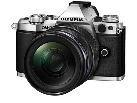 Olympus OM-D E-M5 Mark II + 12-40 mm PRO černý