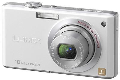 Panasonic Lumix DMC-FX37 bílý