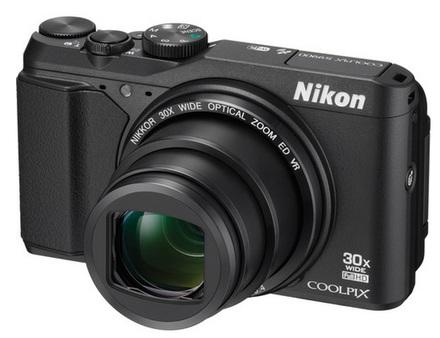 Nikon Coolpix S9900 černý