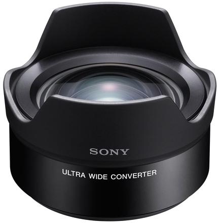 Sony ultra–široký konvertor VCL-ECU2