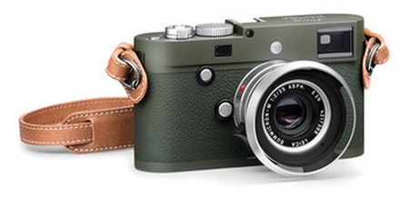 Leica M-P (Typ 240) + 35mm Set Edition Safari