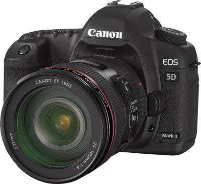 Canon EOS 5D Mark II + EF 70-300 mm F 4-5,6 L IS USM