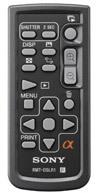 Sony dálkové ovládání RMT-DSLR1