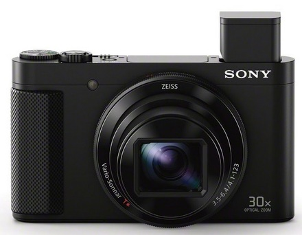 Sony CyberShot DSC-HX90 + 16GB Class 10 + pouzdro Chicago 7 + čisticí utěrka!