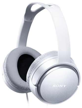 Sony sluchátka MDR-XD150 bílá