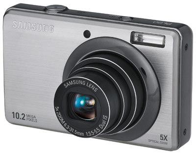 Samsung PL60 stříbrný