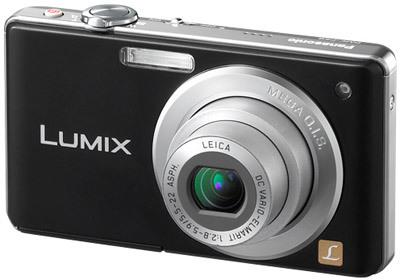Panasonic Lumix DMC-FS6 černý