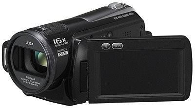 Panasonic HDC-SD20 černá