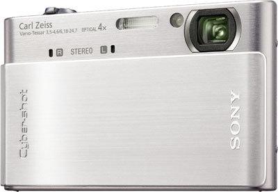 Sony CyberShot DSC-T900 stříbrný