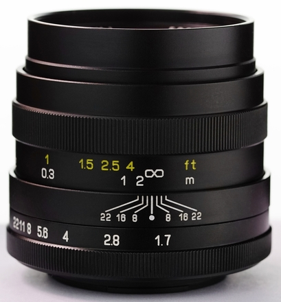 ZY Optics Mitakon 24mm f/1,7 pro Sony E