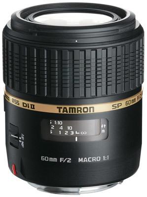 Tamron AF SP 60mm f/2,0 Di II Macro pro Nikon