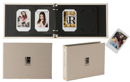 Fujifilm Instax Album Mini Two Ring Gold