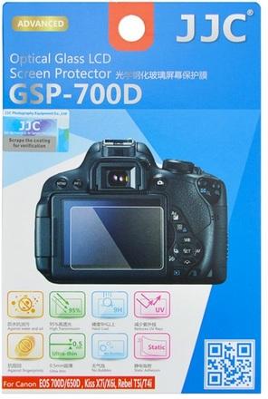 JJC ochranné sklo na displej pro Canon EOS 700D, 650D
