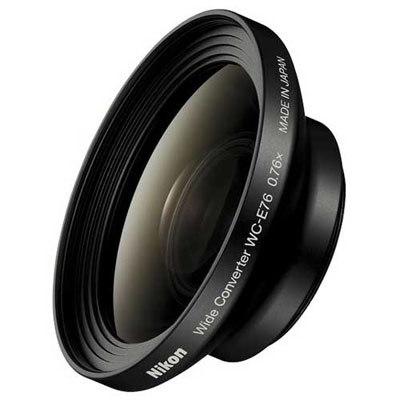 Nikon širokoúhlá předsádka WC-E76