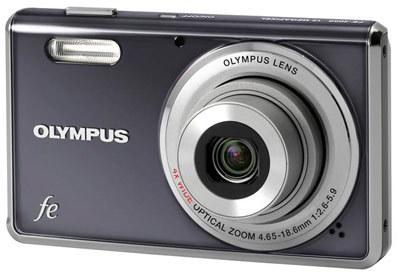 Olympus FE-4000 šedý