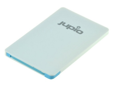 Jupio PowerVault Card 2500 černý