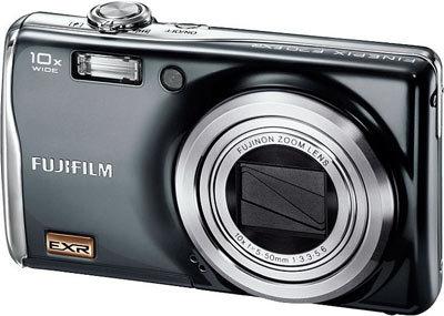 Fuji FinePix F70EXR šedý