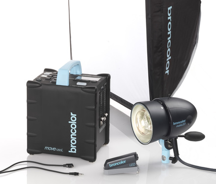 Broncolor Move 1200 L Outdoor Kit 1