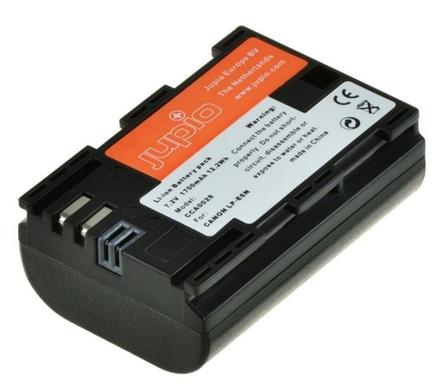 Jupio akumulátor LP-E6 pro Canon