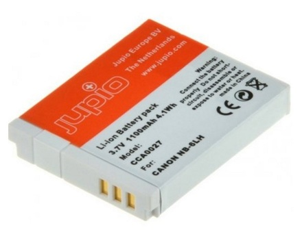 Jupio akumulátor NB-6LH pro Canon