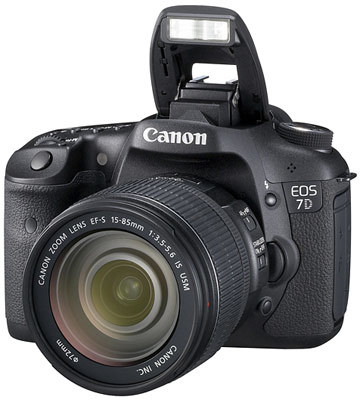 Canon EOS 7D + 17-55 mm IS