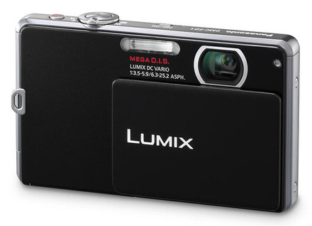 Panasonic Lumix DMC-FP1 černý
