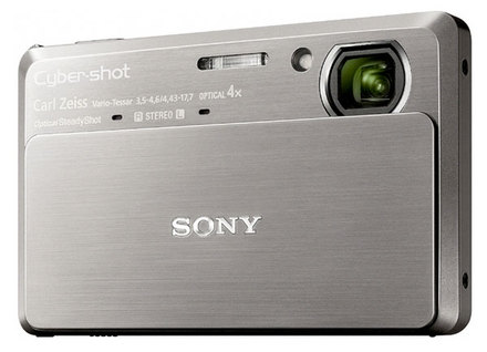 Sony CyberShot DSC-TX7 stříbrný