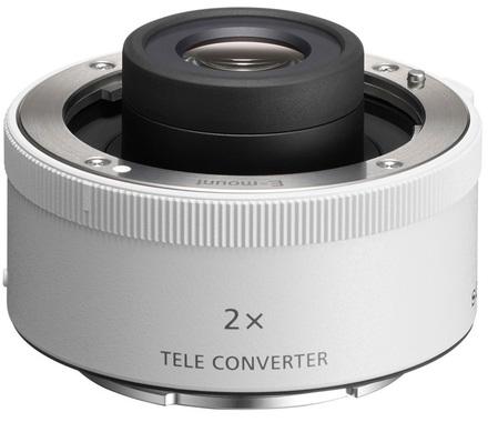 Sony telekonvertor E bajonet 2,0x (2016)