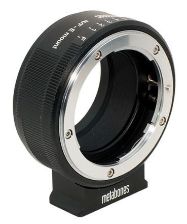 Metabones adaptér z Nikon G na Sony E