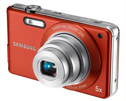 Samsung ST70 oranžový