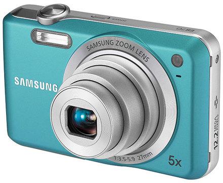Samsung ES70 modrý