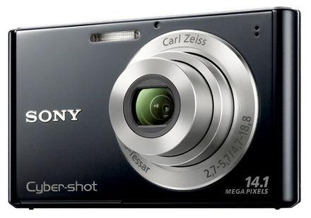 Sony CyberShot DSC-W330 černý