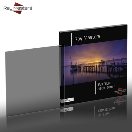 Ray Masters 150x150mm ND 4 filtr