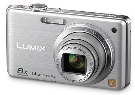 Panasonic Lumix DMC-FS30 stříbrný