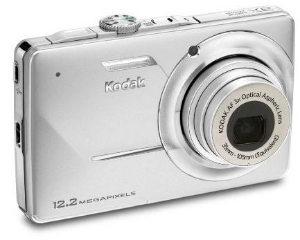 Kodak EasyShare M341 stříbrný