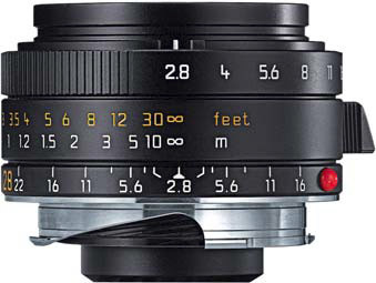 Leica 28mm f/2,8 ASPH ELMARIT-M