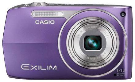 Casio EXILIM Z2000 fialový