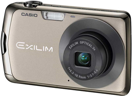 Casio EXILIM Z330 zlatý