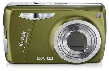 Kodak EasyShare M575 zelený