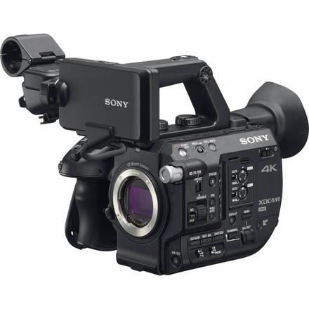 Sony PXW-FS5 tělo