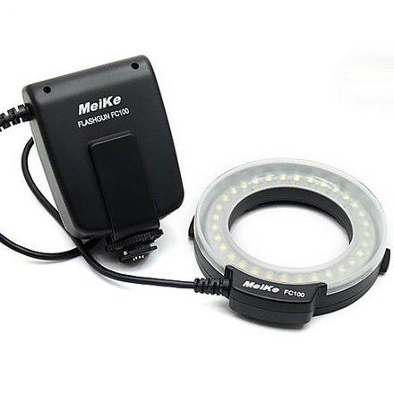 Meike makroblesk FC100