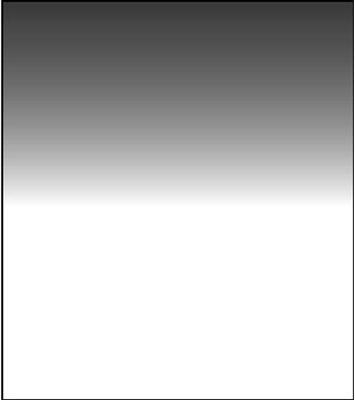 LEE Filters SW150 150x170mm přechodový filtr ND 0,9 tvrdý