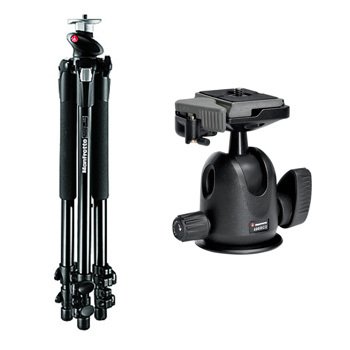 Manfrotto 190XPROB + 496RC2